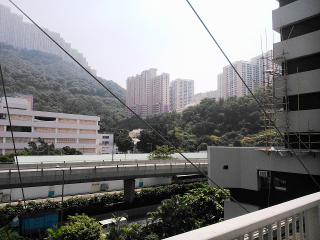 Kwai Chung monitoring station South view