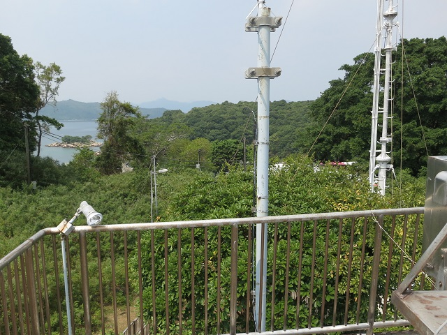 Tap Mun monitoring station West view