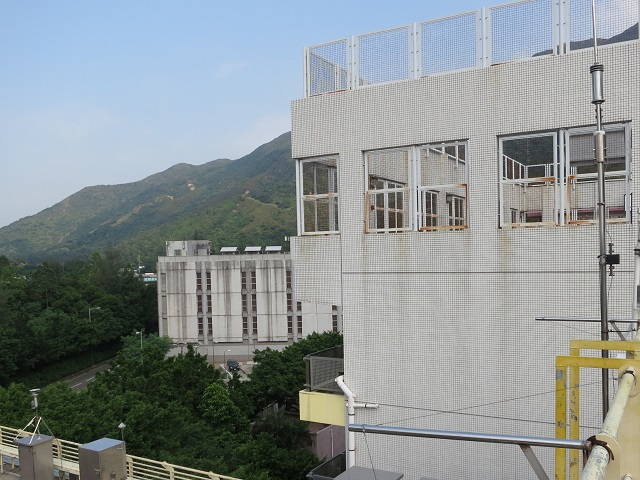 Tung Chung monitoring station East view